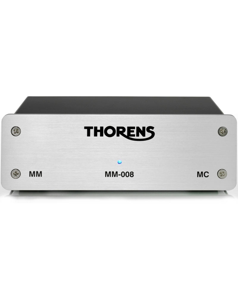 THORENS-MM008-silver