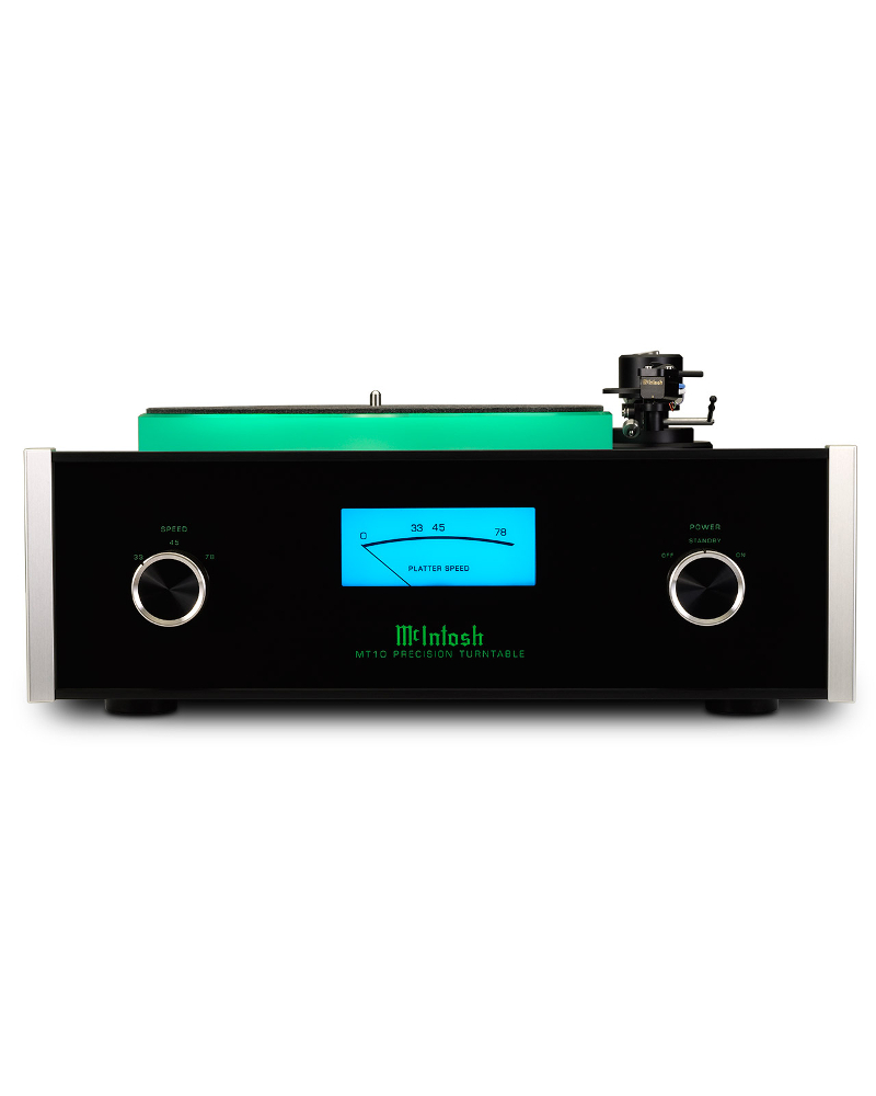 Platine vinyle McIntosh MT10 face
