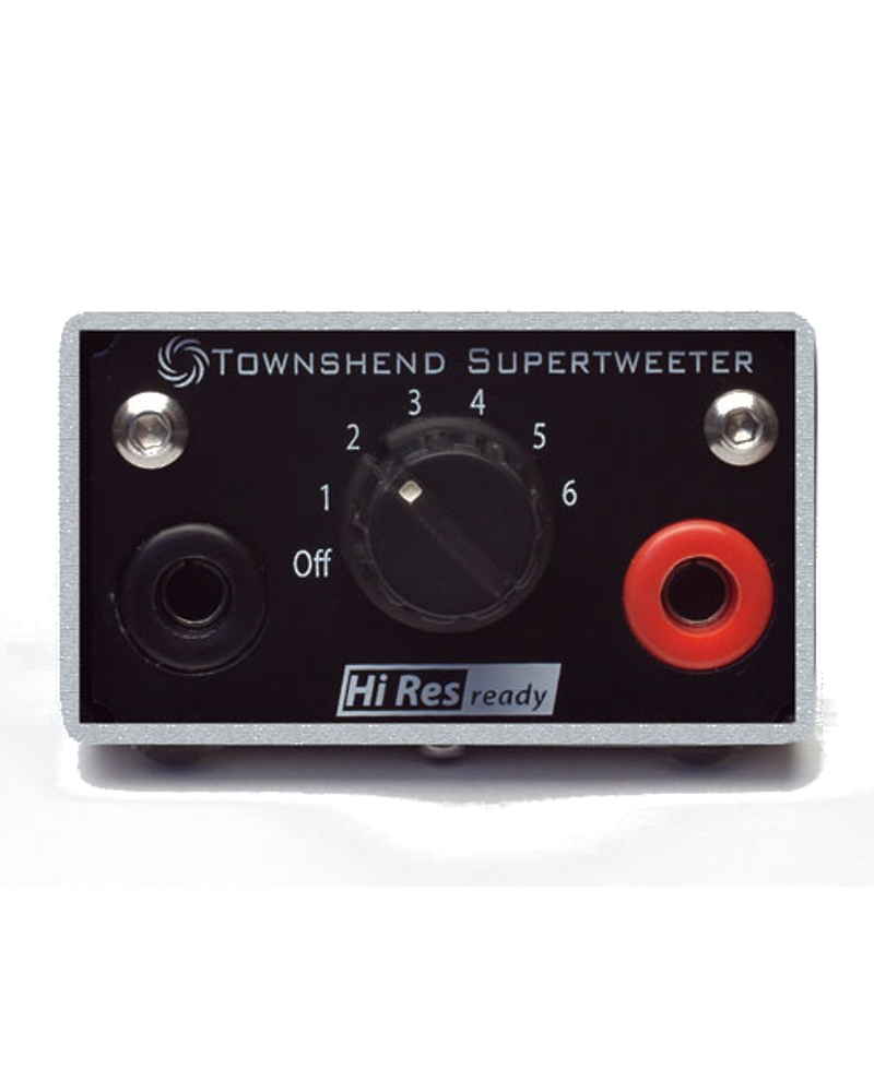 Townshend Supertweeter attenuateur