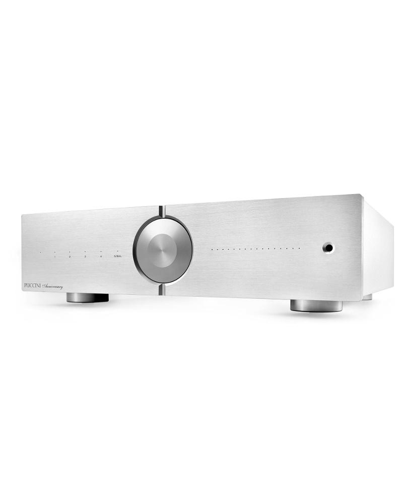 Amplificateur Intégré Audio Analogue Puccini Anniversary