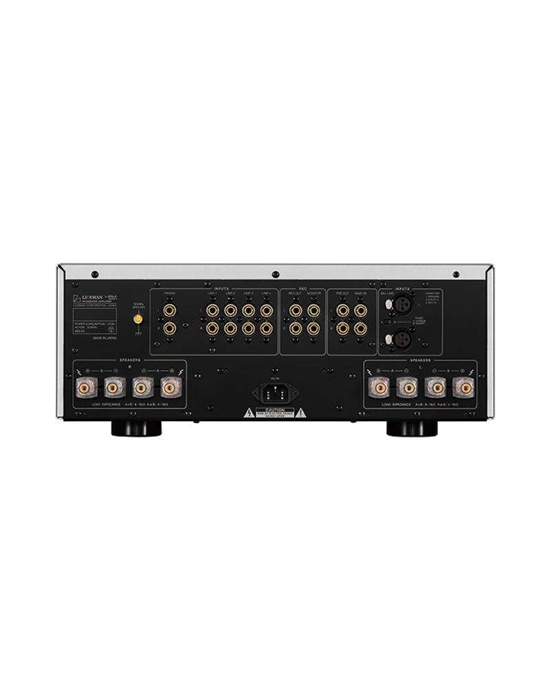 Amplificateur intégré Luxman L-505uXII arrière