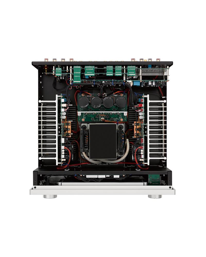 Amplificateur intégré Luxman L-505uXII intérieur