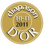 Diapason d'or 2011